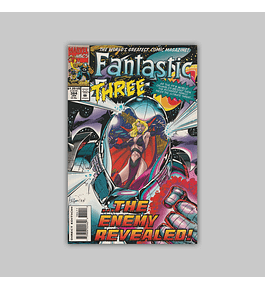 Fantastic Four 384 1994