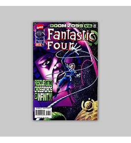 Fantastic Four 413 1996