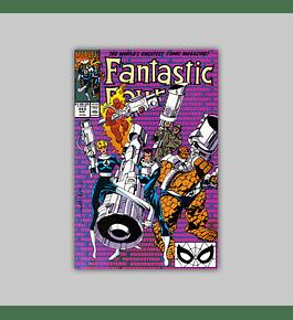 Fantastic Four 343 1990
