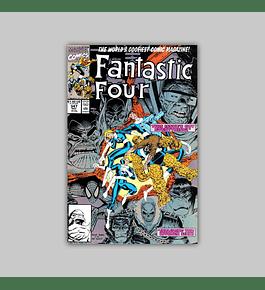 Fantastic Four 347 1990