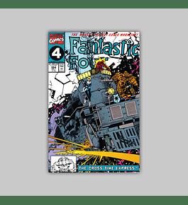 Fantastic Four 354 1991