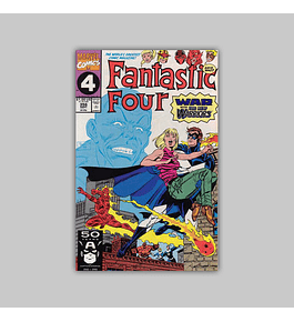Fantastic Four 356 1991
