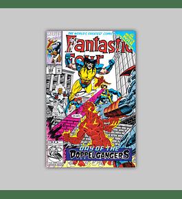 Fantastic Four 368 1992
