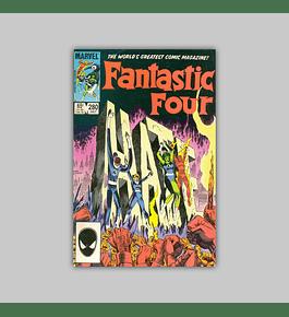 Fantastic Four 280 1985
