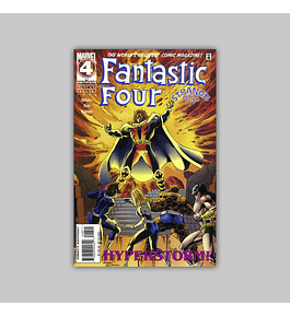 Fantastic Four 408 1996