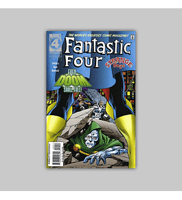Fantastic Four 409 1996