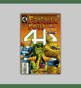 Fantastic Four 410 1996