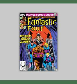 Fantastic Four 224 1980