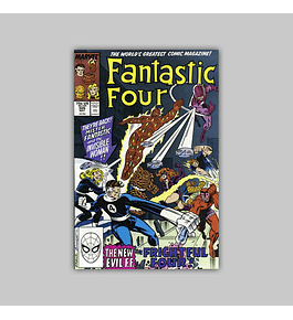 Fantastic Four 326 1988