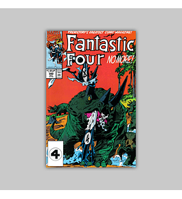 Fantastic Four 345 1990