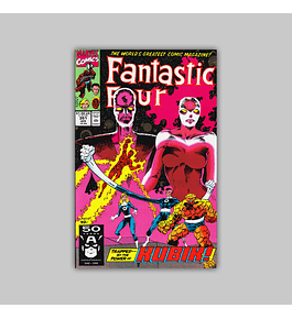 Fantastic Four 351 1991