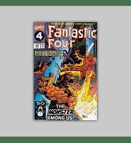 Fantastic Four 357 1991