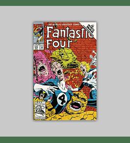 Fantastic Four 370 1992