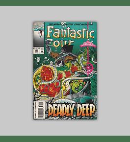 Fantastic Four 385 1994
