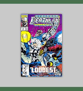 Deathlok 18 1992
