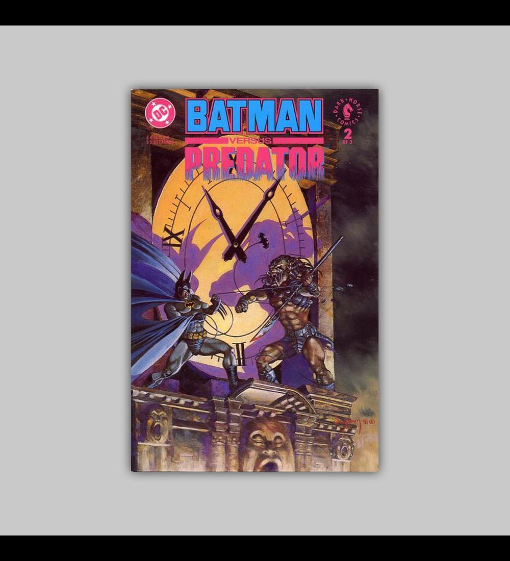 Batman Vs. Predator 2 1992