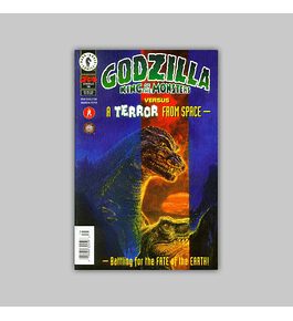 Godzilla: King of the Monsters 16 1996