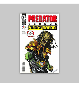 Predator Vs. Judge Dredd 1 VF/NM (9.0) 1992