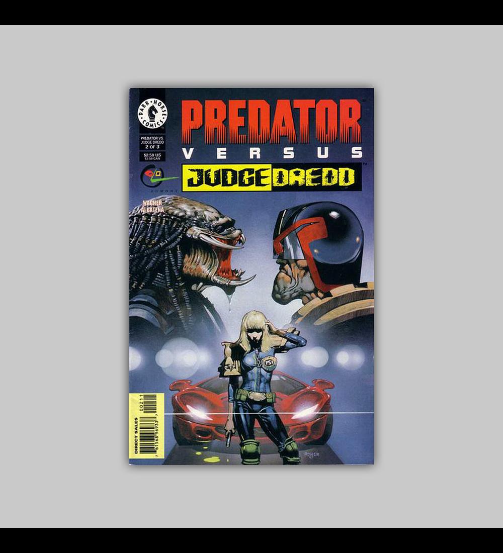 Predator Vs. Judge Dredd 2 1992