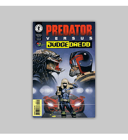 Predator Vs. Judge Dredd 2 1992