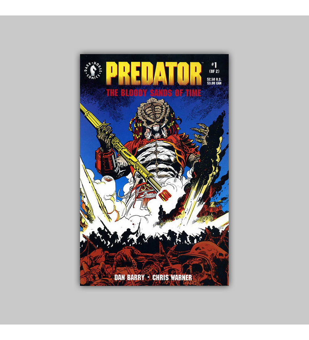 Predator: The Bloody Sands of Time 1 1992
