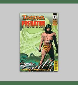 Tarzan Vs. Predator at the Earth's Core 1 VF (8.0) 1996