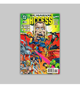 DC/Marvel: All Access 4 1997