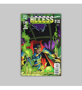 DC/Marvel: All Access 3 1996