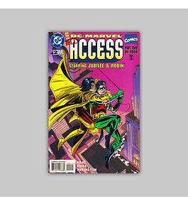 DC/Marvel: All Access 2 1997