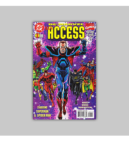DC/Marvel: All Access 1 1996