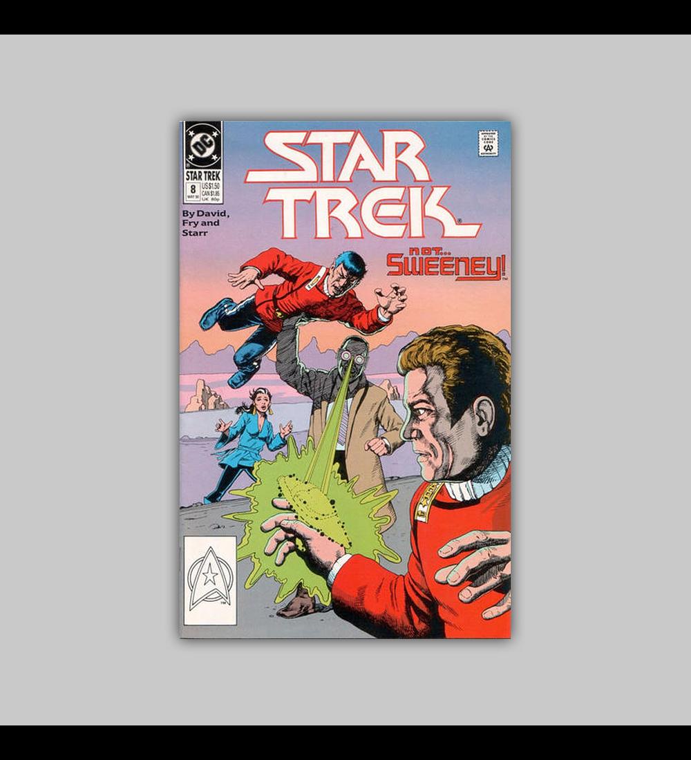 Star Trek (Vol. 2) 8 1990