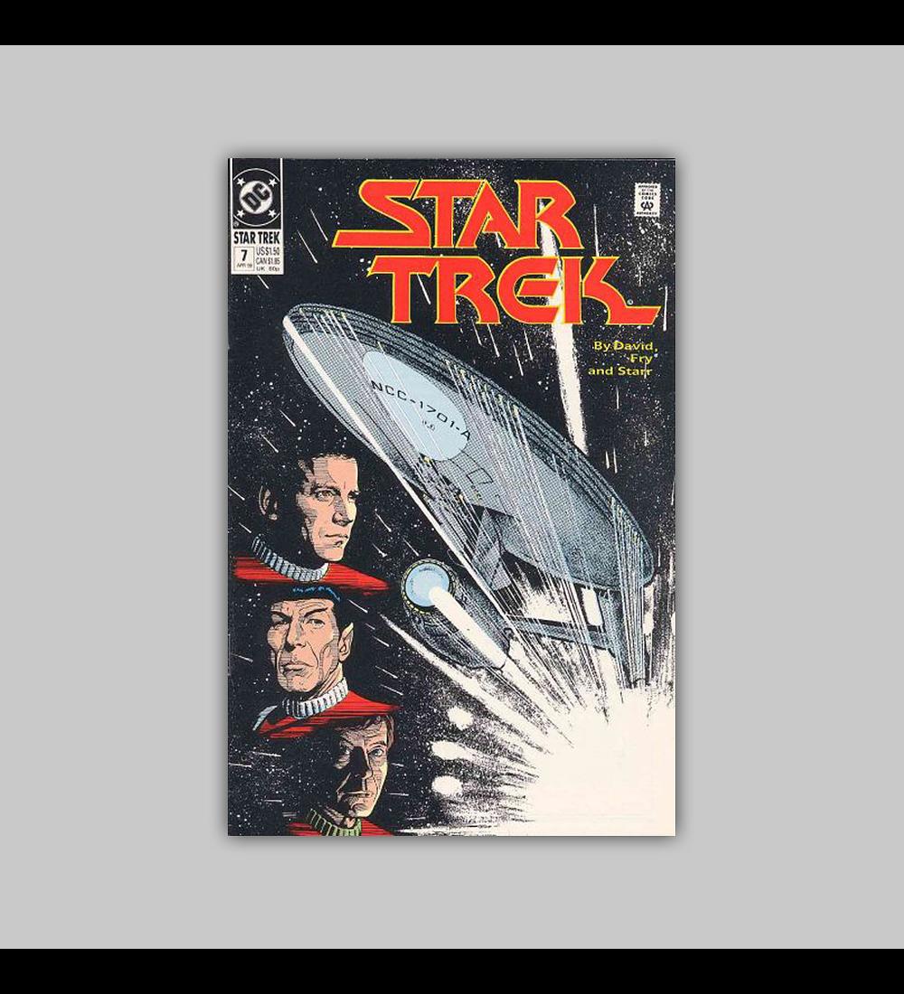 Star Trek (Vol. 2) 7 1990
