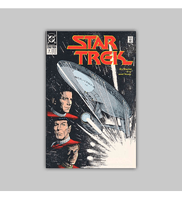 Star Trek (Vol. 2) 7 1990