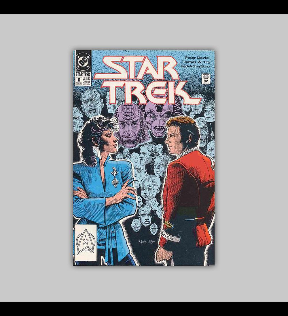 Star Trek (Vol. 2) 6 1990