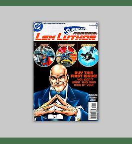 Superman's Nemesis: Lex Luthor (complete limited series) 1999
