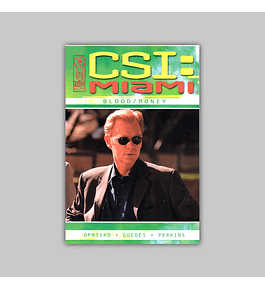 CSI: Miami — Blood/Money 2004