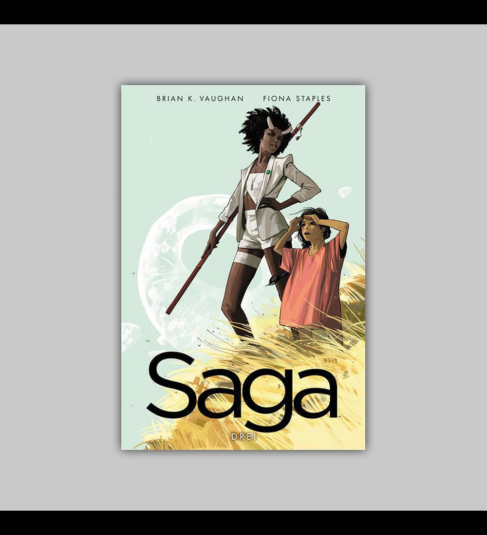 Saga 3 2nd. printing 2012
