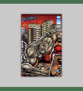 Violator Vs. Badrock (complete limited series) 1995