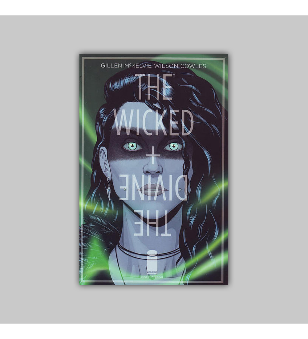 Wicked & Divine 3 2014