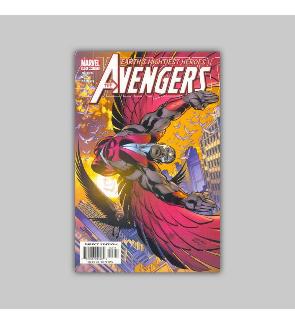 Avengers (Vol. 3) 64 2003