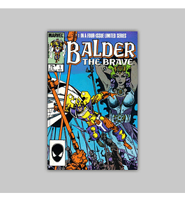 Balder the Brave (complete limited series) 1986