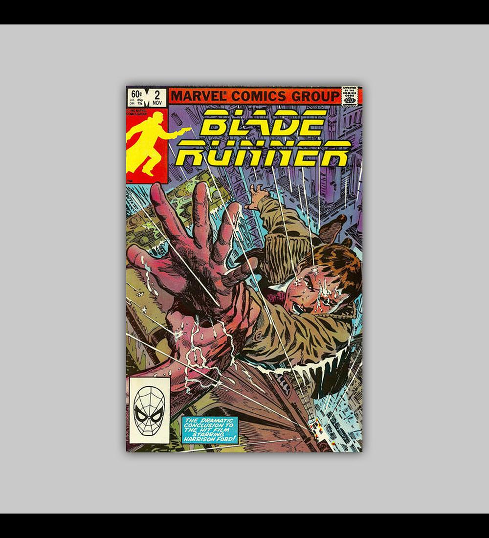 Blade Runner 2 VF/NM (9.0) 1982