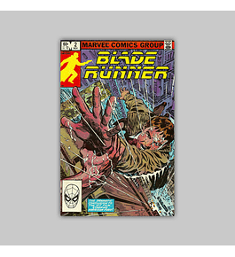 Blade Runner 2 VF/NM (9.0) 1982
