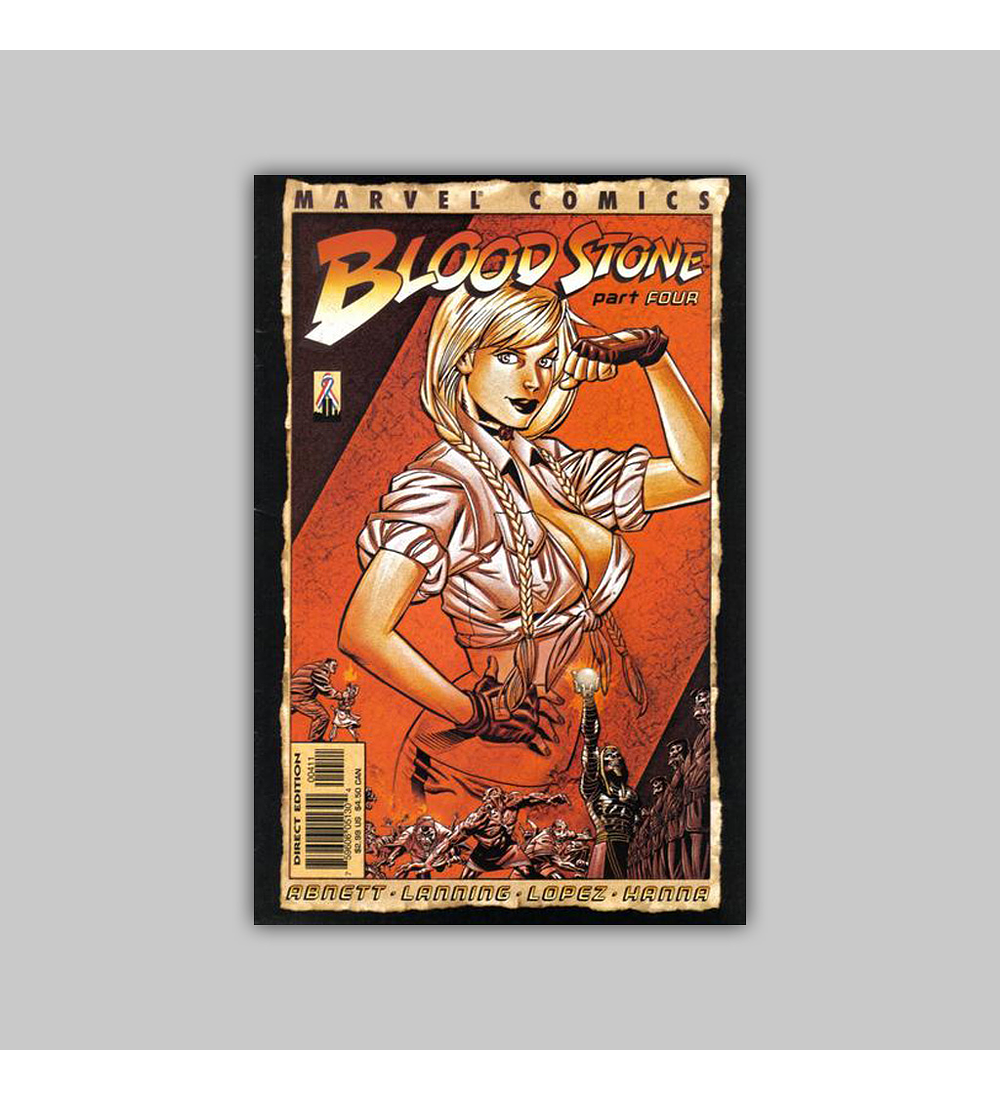 Bloodstone (complete limited series) 2002