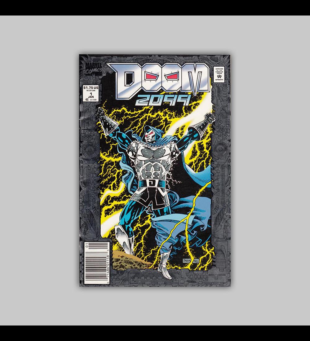 Doom 2099 1 Foil 1993