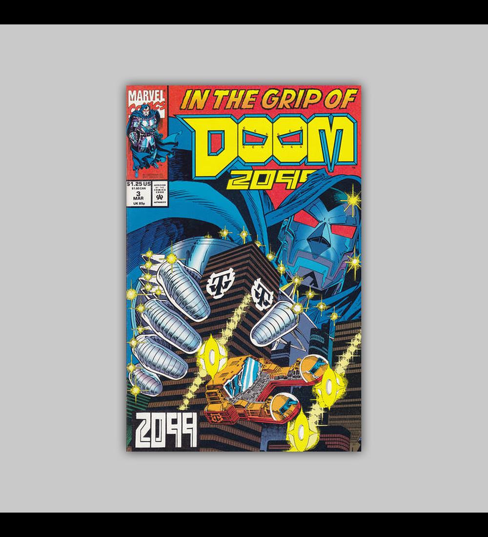 Doom 2099 3 1993