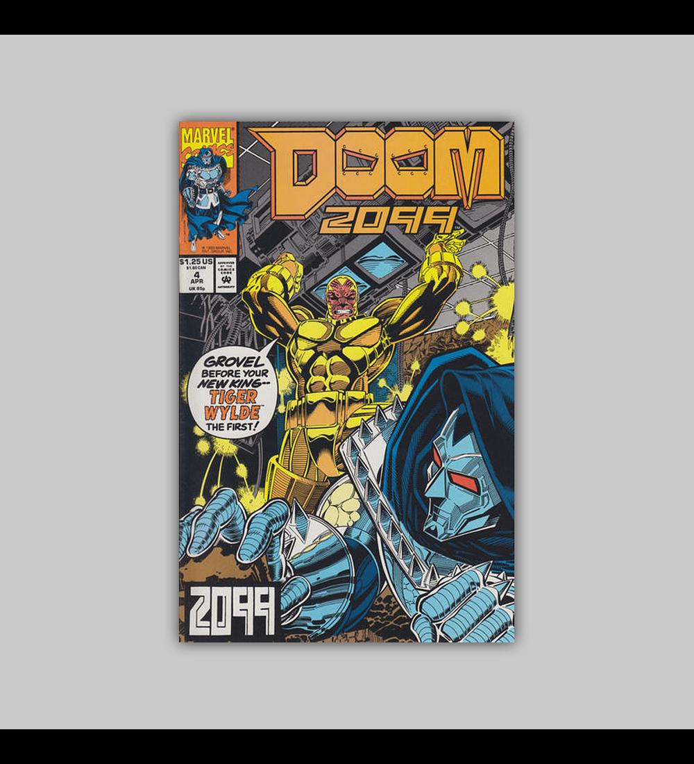 Doom 2099 4 1993