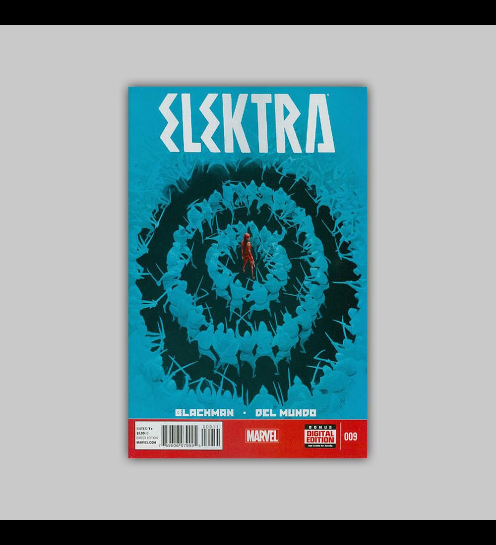 Elektra (Vol. 3) 9 2015