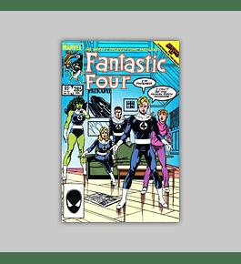 Fantastic Four 285 1985
