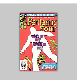 Fantastic Four 234 VF (8.0) 1981